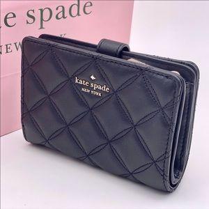 Kate Spade Natalia Medium Compact Bifold Wallet